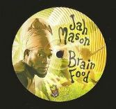 SALE ITEM - Jah Mason - Brain Food / Jah Mason - Brain Food (Roommate Jungle - Dub RMX) (King Dubbist) UK 12""